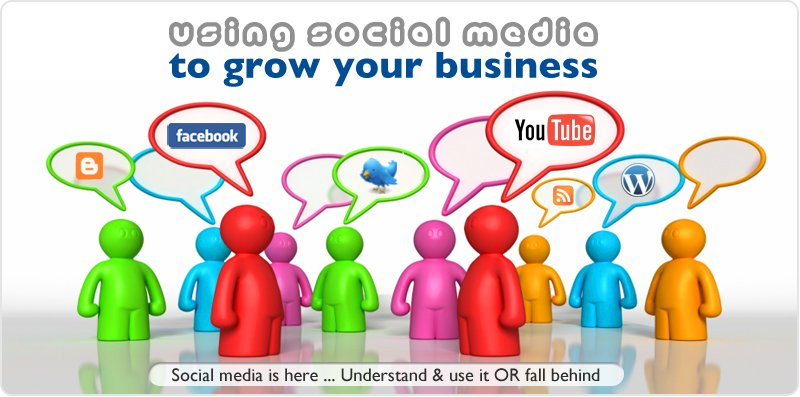 social media platforms and the benefits of using them in business